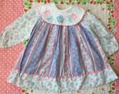 Floral Dress 3/4T