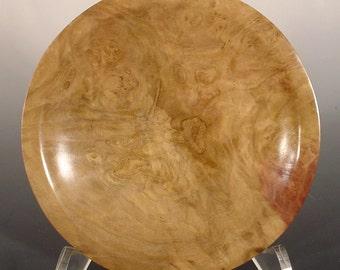 Chilean Laurel Burl Bowl Turned Wood Bowl Number 6191