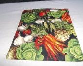 Microwave, Potato Bag, Mixed Vegetables, Potato Sack, Microwave Potato Bag, Kitchen Utensil, Handmade, ALL Cotton