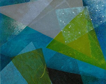 Art Block - Teal