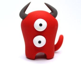 Ogden the Timid Monster