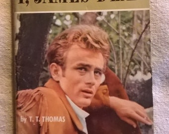 I, James Dean, Paperback by Author T.T. Thomas, T.T. Thomas , Popular Library