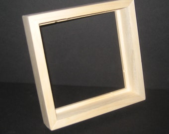 float drop in front load picture frames with 125 inch deep rabbet for - Etsy Picture Frames