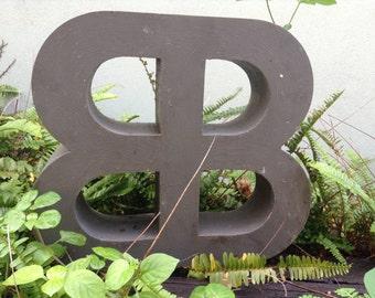 VINTAGE DECOR...logo design home ~ wedding gift ~ BB handbag designer ~ outdoor sign