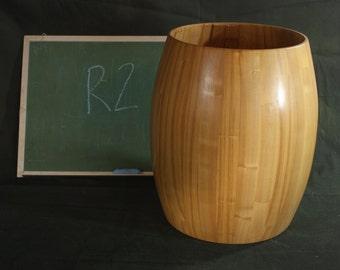 Bombo Drum Red Oak