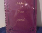 STITCHER'S PHOTO JOURNAL storage for craft item photo's-New Sealed Item