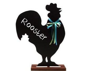 Rooster Chalkboard, Cow Chalkboard, Pig Chalkboard, Hen Chalkboard or Goose Chalkboard - Sure to Become a Favorite