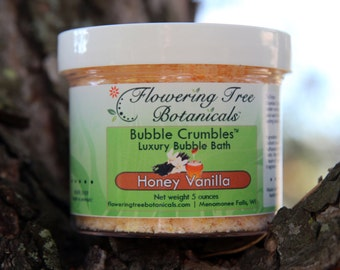 Honey Vanilla Bubble Crumbles (TM) Bubble Bath