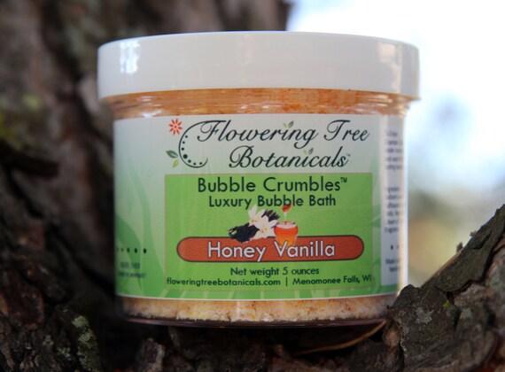 Honey Vanilla Bubble Crumbles (TM) Bubble Bath