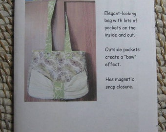 Bow Bag Pattern from VickiG Treasures