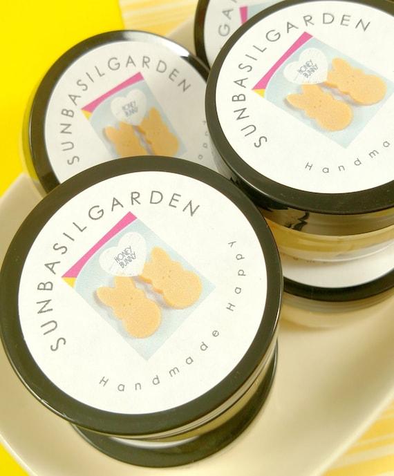 Moisturizer. Travel Size. Mom Gift. Baby Gift. HONEY BUNNY Body Butter. Mini Jar. 2 oz. Gift for New Moms. Expectant Mom. Mother. Comforting