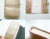 A6 notebook / hobonichi cover - prototype!