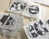 Item Giveaway // Handmade Original Stickers