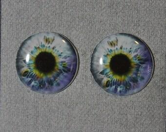 Realistic Blythe eyechips Style #45