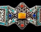 Elegant Nepali Vintage Bracelet