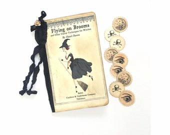 Halloween Witch Journal, Funny Spoof Notebook