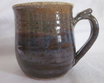 EARTHY COLORS Pottery Mug  Stoneware