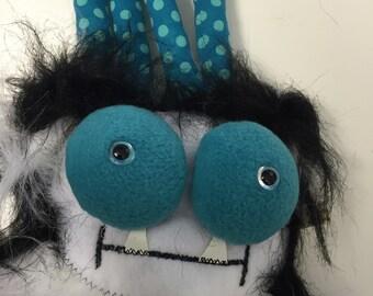 Fritz. The Naughty Monster Plush