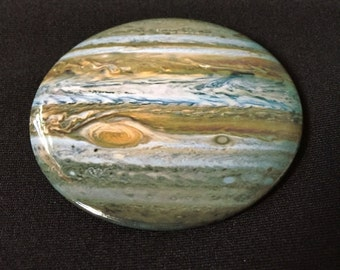 Shiny Jupiter Mirror