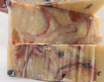 Dark Musk Goats Milk Soap