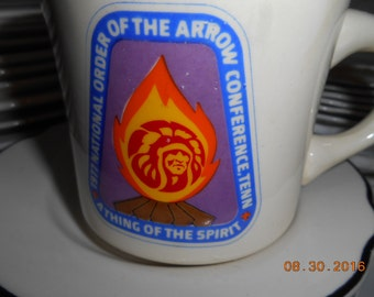 1977 National Order of the Arrow Conference Tenn A Thing of the Spirit