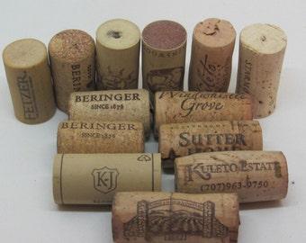 13 Wine Corks
