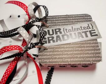 Graduation Mini Album, Graduation Scrapbook, Graduation Photo Album, Graduation Brag Book, Graduation memory Album, Graduation Album, Grad