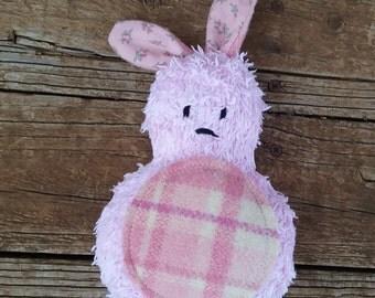 Evie The Upcycled  Bunny Rabbit