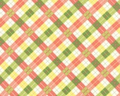 Summerfest Cotton Candy Floral Picnic Multi 24034 12 Yardage by April Rosenthal of Prairie Grass for Moda