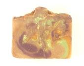Mardi Gras (Vanilla Fig) Handmade Soap