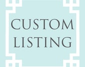 Custom Listing for PETER MENDOZA