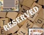 RESERVED for  DANI