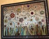 On Sale! In Bloom Series Mosaic Art