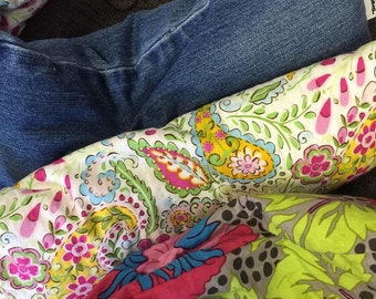 Hippie Body Pillow Organic Lavender