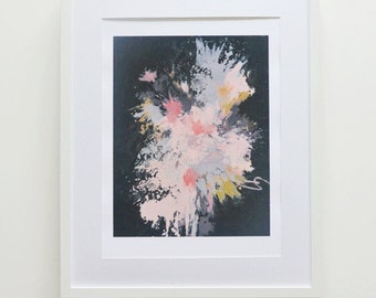 Raw Punch Release - Art Print
