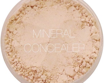 Concealer • Under Eye Concealer • Natural Concealer • Skin Brighening Powder • Acne and Blemish Concealer Powder