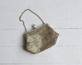 Trocadero deco purse | antique 1930s beaded purse | vintage 30s beaded handbag