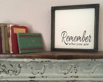 wood signs, framed quotes, framed wall art, gallery wall, gallery wall art, wall art quotes, inspirational quotes, home decor, wall decor