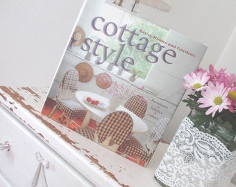 Cottage Style * Hardcover Home Decor Book * Better Homes and Gardens
