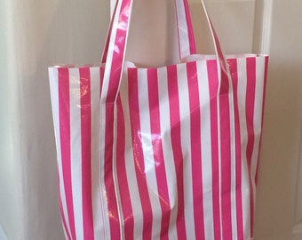 Oilcloth Beach Bag