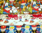BOY fabrics, sold individually,not as a group, sold by the Half Yard, please see body of listing
