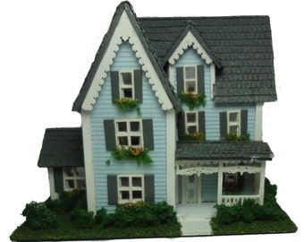 Complete Kit - 144th Inch Victorian Style House