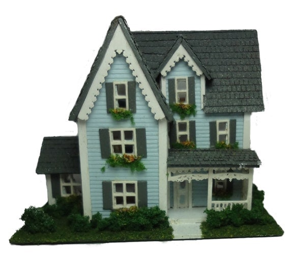 Complete Kit 144th Inch Victorian Style House