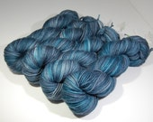 DK MCN - Hand Dyed- Superwash Wool, Cashmere and Nylon