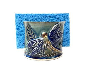 dragonfly sponge holder