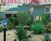 "Vintage Australian Gardening Magazine ""Pebble Gardens"" by P.G.Moore"