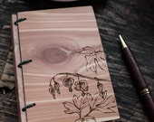 Bleeding Heart Red Cedar Journal
