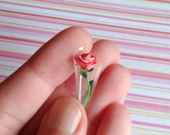 Be My Valentine Miniature Rose