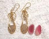 Custom Earrings for Miss Meghan