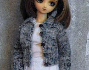SD BJD sweater April Showers